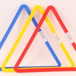 חישוק פלסטיק משולש שטוח