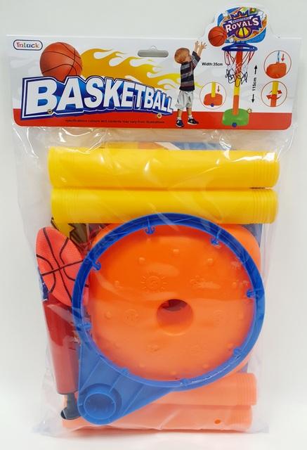מעמד כדורסל כולל כדור