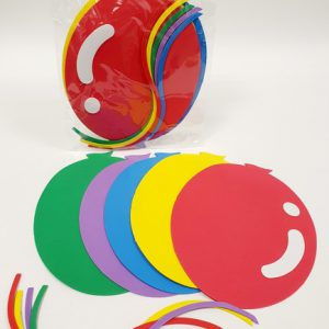 מארז בלוני סול צבעוניים
