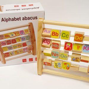 חשבוניה עץ ABC עם תמונות