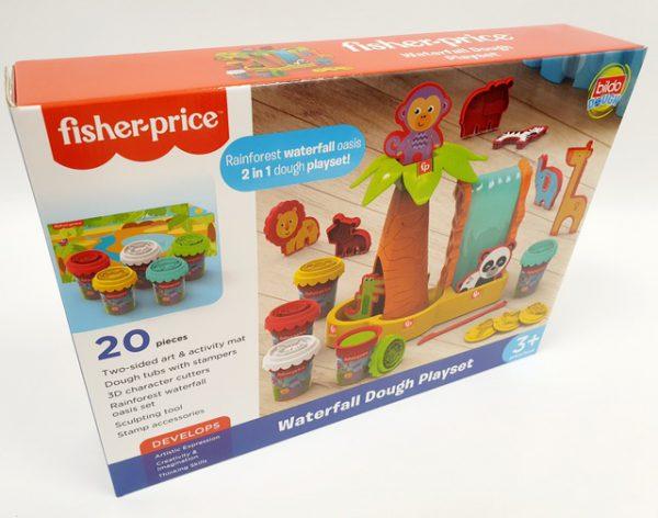 משחק בצק מפל מים - פישר פרייס