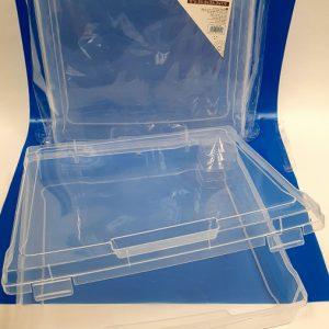 קופסא פלסטיק לאחסון ניירות