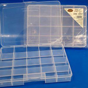 קופסאת אחסון - 20 תאים