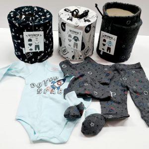 סט מתנה ראשוני לתינוק – נושנוש
