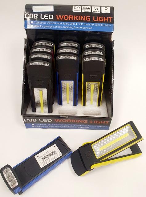 פנס LED מתכוונן