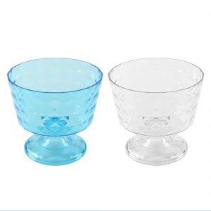 כוס גלידה - דגם יהלום