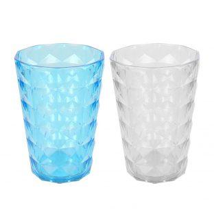 כוס לשתייה קרה - דגם יהלום