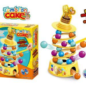 משחק עוגה נופלת