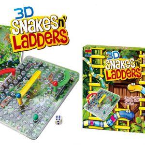 משחק סולמות ונחשים