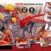 דינוזאור שלוש ראשים - אורות וקולות