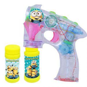 אקדח בועות סבון - מיניונים