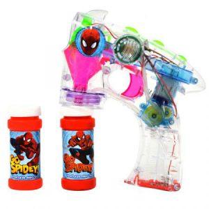 אקדח בועות סבון - ספיידרמן