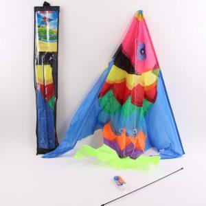 עפיפון צבעוני גדול