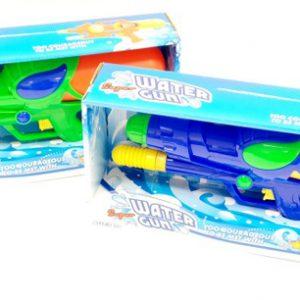 רובה מים עם בוכנה
