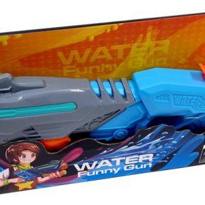 אקדח מים עם בוכנה