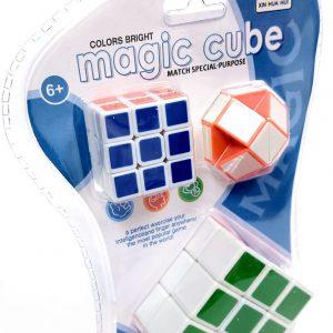 קוביית משחק - מארז שלישיית קוביות