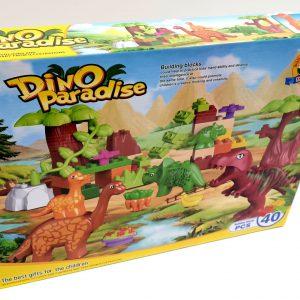 אבני משחק - אי הדינוזאורים