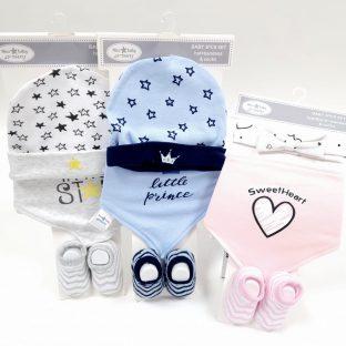 מארז 3 חלקים לתינוק