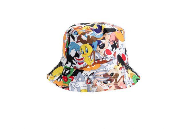 כובע שוליים לילדים - לוניטונס