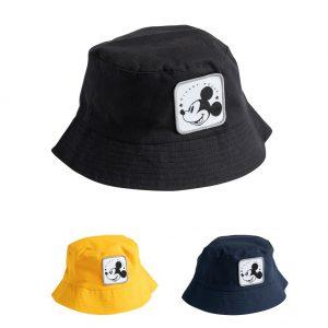כובע שוליים לנוער - פאץ' פרצוף מיקי מאוס