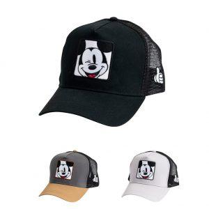 כובע בייסבול רשת לנוער - פאץ' מיקי מאוס