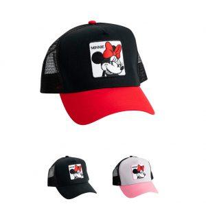 כובע בייסבול רשת לנוער - פאץ' מיני מאוס