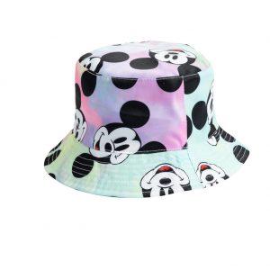 כובע שוליים לילדים - מיקי מאוס טאי דאי
