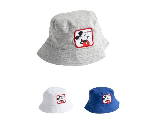 כובע שוליים לנוער - פאץ' מיקי מאוס