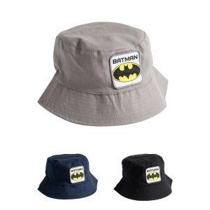 כובע שוליים לנוער - פאץ' באטמן