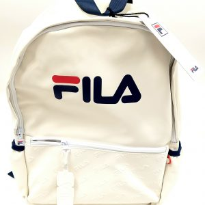 תיק בית ספר - FILA - שמנת כחול