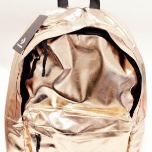 תיק בית ספר - ALL STAR - זהב מבריק