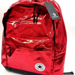 תיק בית ספר - ALL STAR - אדום מבריק
