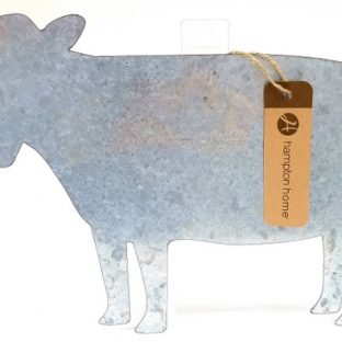 פרה פח מגולוון לתלייה