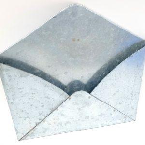 מעטפת פח מגולוון לתלייה