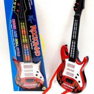 גיטרת רוק לילדים