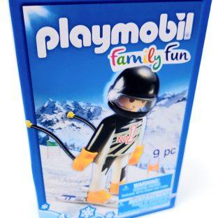 פליימוביל - גולש שלג עם קסדה
