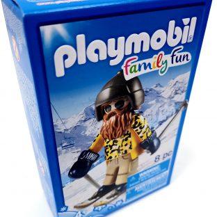 פליימוביל - גולש שלג עם זקן