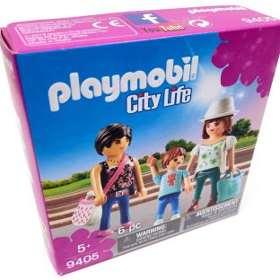 פליימוביל - החיים בעיר