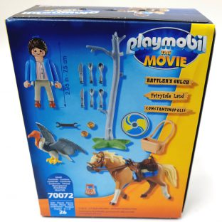 פליימוביל - רוכב במדבר