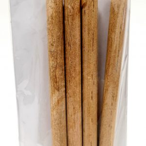"""מארז דובל עץ טבעי - 14 ס""""מ"""