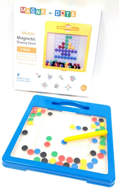 לוח עט מגנטי צבעוני