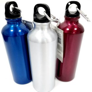בקבוק מתכת צבעוני