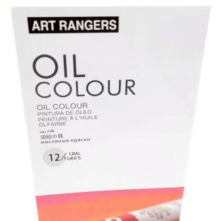 מארז צבעי שמן - ART RANGERS
