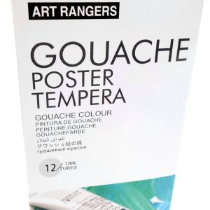 מארז צבעי גואש - ART RANGERS