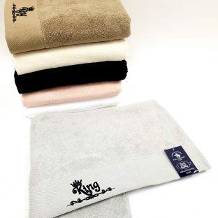 מגבת גוף  פרימיום - דגם KING