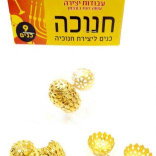 כני זהב מעוטרים