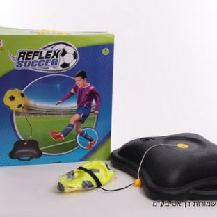משחק אימון בעיטות כדורגל