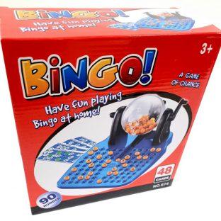 משחק בינגו