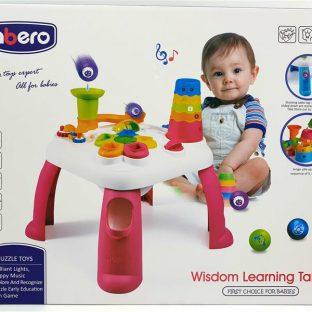 שולחן פעילות לתינוק